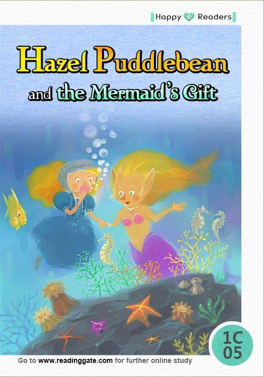 (음성포함_1C) Hazel Puddlebean and the Mermaid's Gift