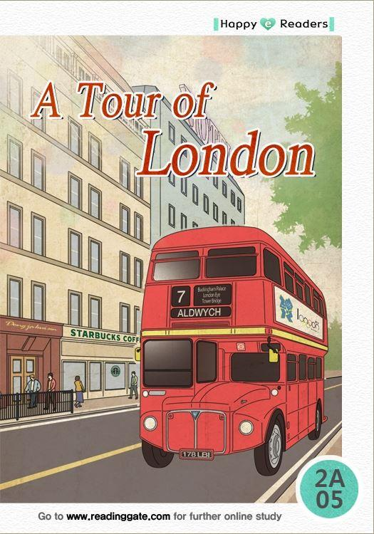 [음성포함] [EB-2A-05] A Tour of London